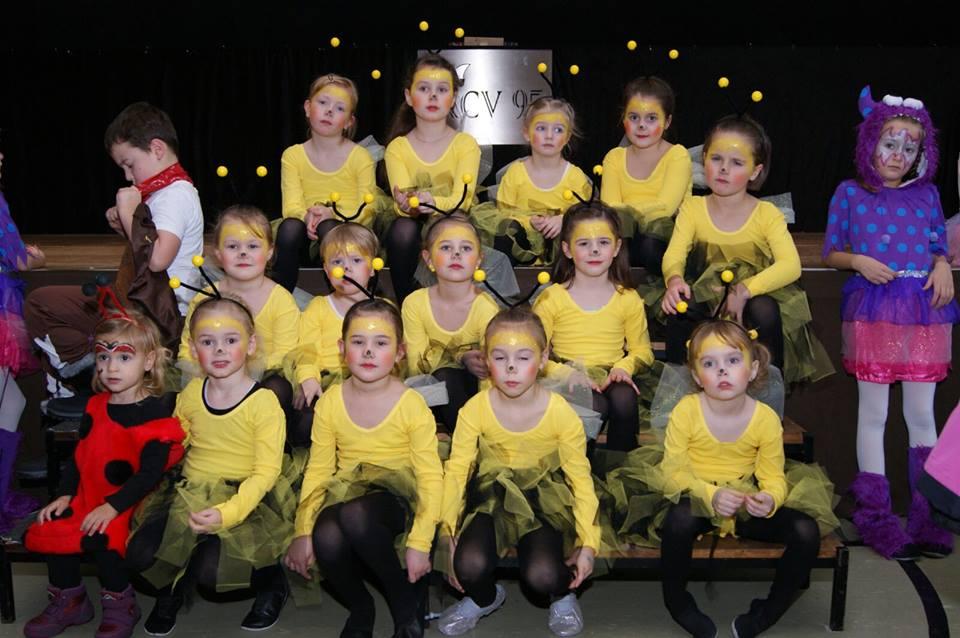 Mini Dancers 2016